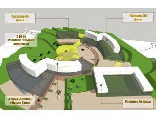Вторую фазу казино Tigre de Cristal запустят в 2023 году