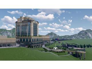 Строительство второго казино в игорной зоне «Сибирская монета» приостановили из-за коронавируса