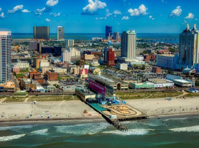 Доходы казино Атлантик-сити упали на 37% в третьем квартале 2020 года