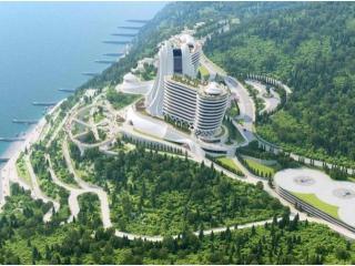 Строительство игорной зоны «Золотой берег» в Крыму займет два года