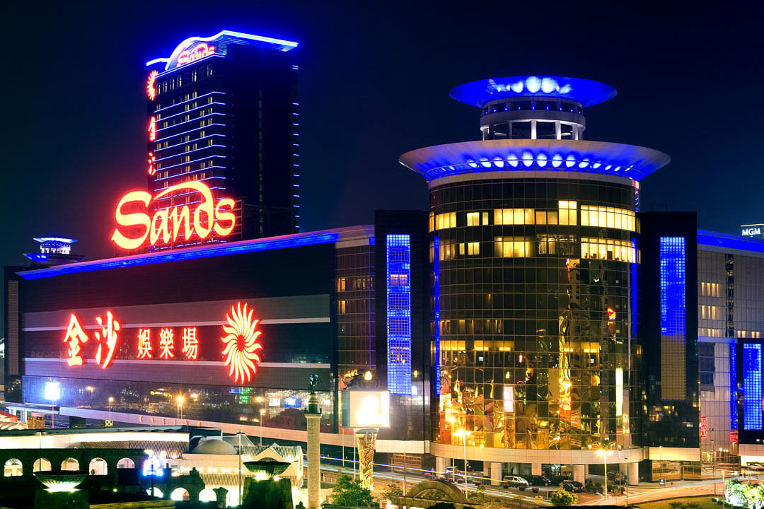 THE SANDS MACAU
